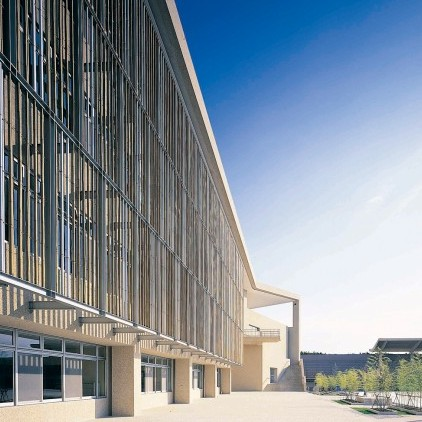 KRIS YAO | ARTECH | Huaxing High School Education Building