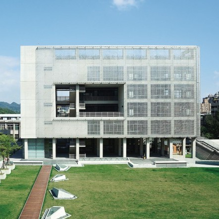 KRIS YAO | ARTECH | Shih Chien University Gymnasium and Library